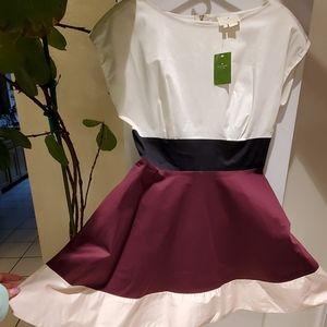 Kate Spade♠️ Sz 12 Fiorella Dress
